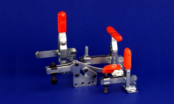 Knu-Vise Hold Down Toggle Clamp
