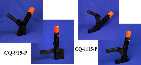 New CQ-915-P and CQ-1115-P Locking Clamp