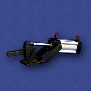 Heavy-Duty Pneumatic Clamps